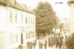 Schöne Aussicht 1905
