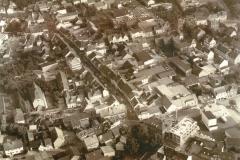 Römerstraße1979 mit Neubau der Verbandgemeinde