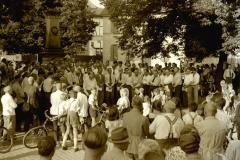Gesangverein Dortmund Besuch1951