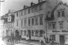 Hotel Guntrum - später Kreuzberger, dann MiniMal, dann Shopping Meile