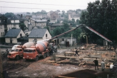 Marktplatz - Neubau Feuerwehr 1969
