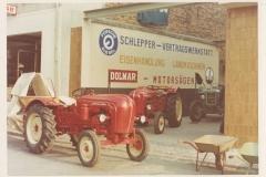 Singhof Schlepper Werkstatt 1963