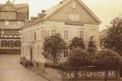 Amts-Apotheke-1952 Nachlass Schlieper