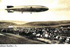 Zeppelin über Nastätten